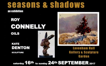 Seasons & Shadows an exhibition with Ray Connelly and Kate Denton