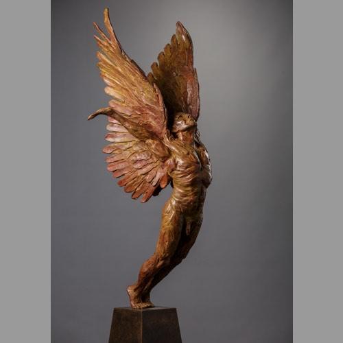 Kairos part of the Icarus Series by Kate Denton