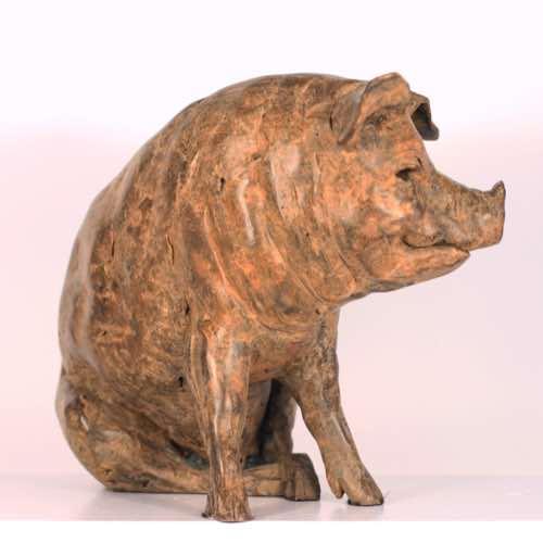 Divine Swine by Kate Denton