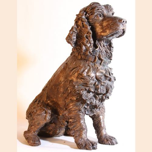 Cocker Spaniel by Kate Denton