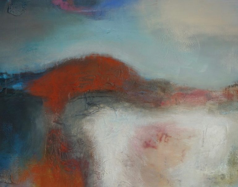Georgie Mason Artist exhibits at Lavenham Hall Gallery